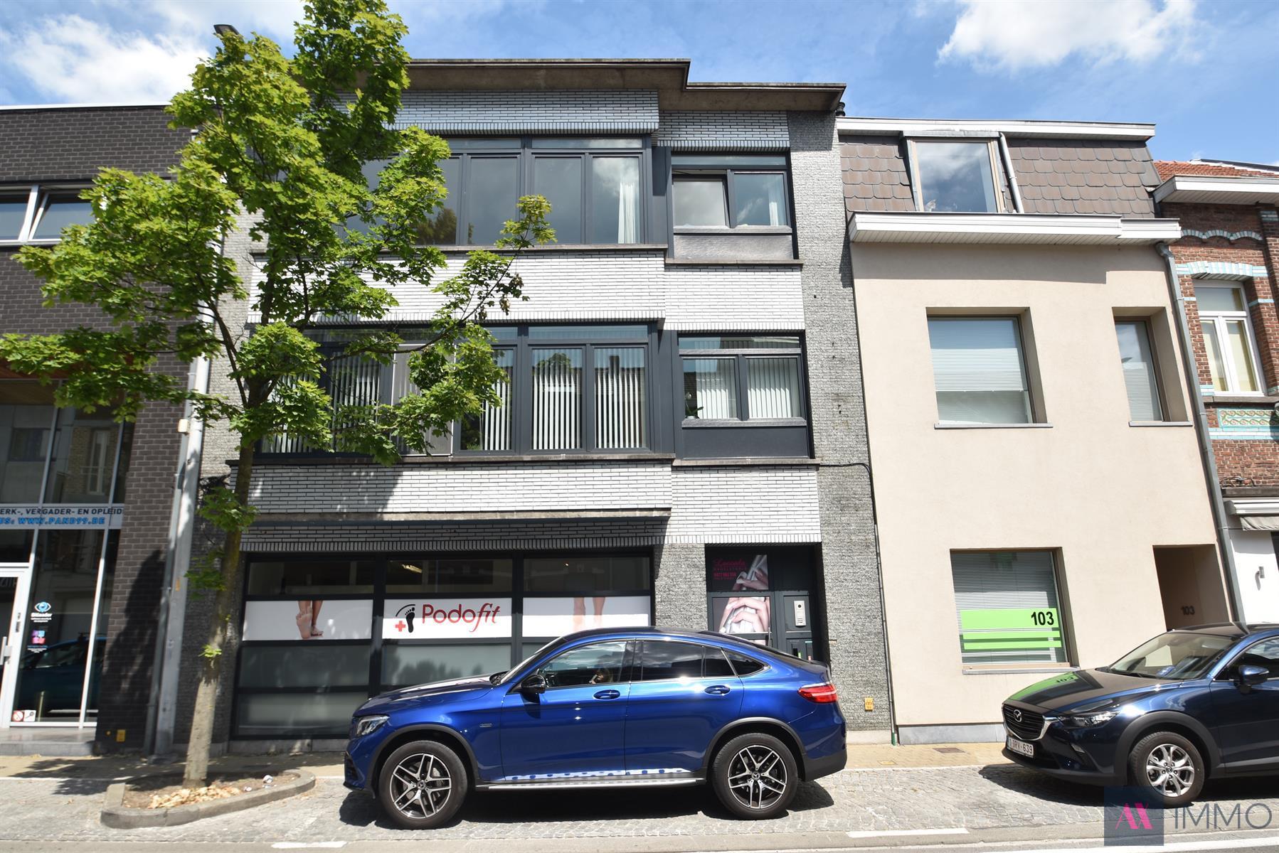 Perfect onderhouden appartement in het hartje van Sint-Gillis-bij-Dendermonde.