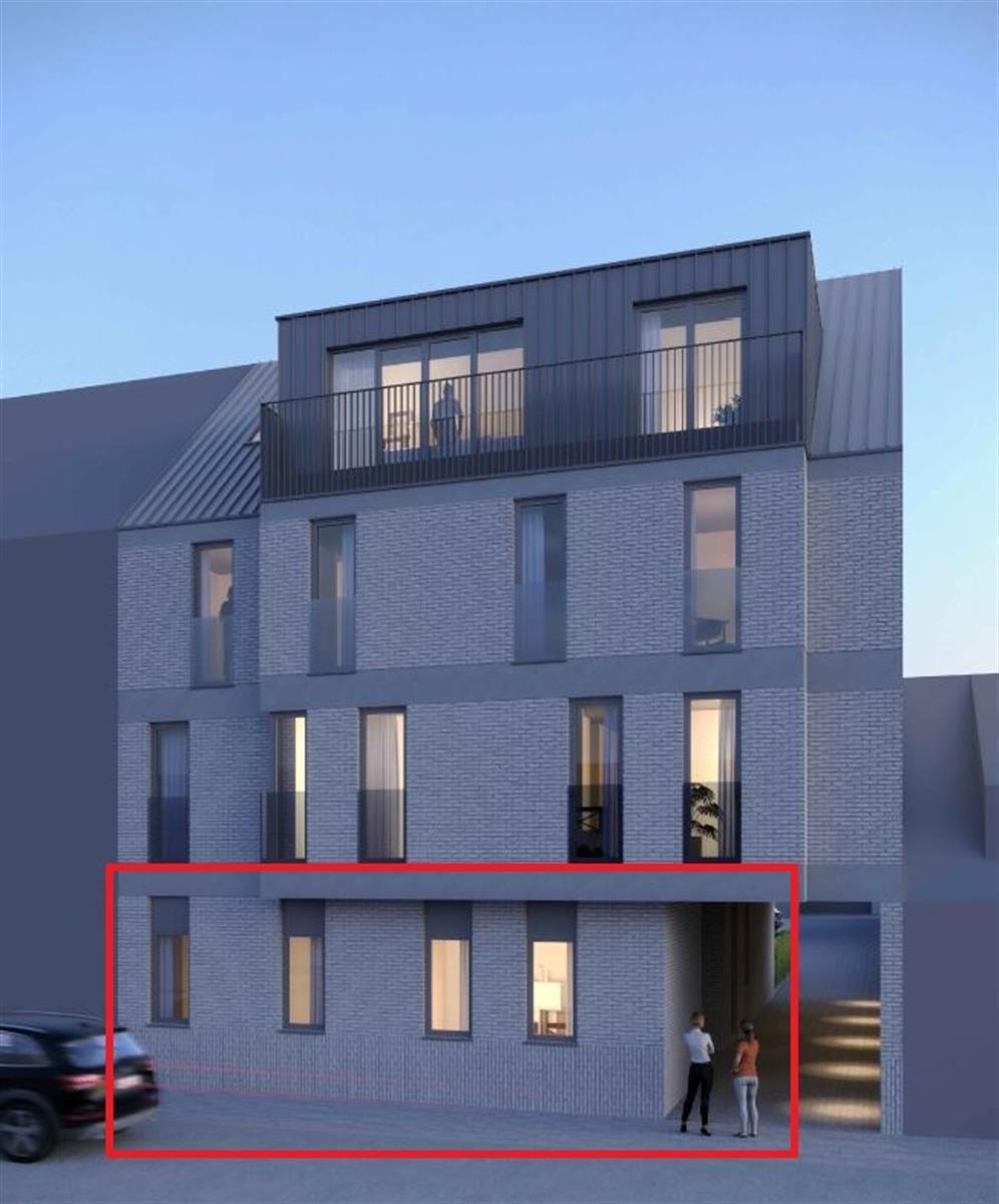 3-slaapkamer appartement met terras